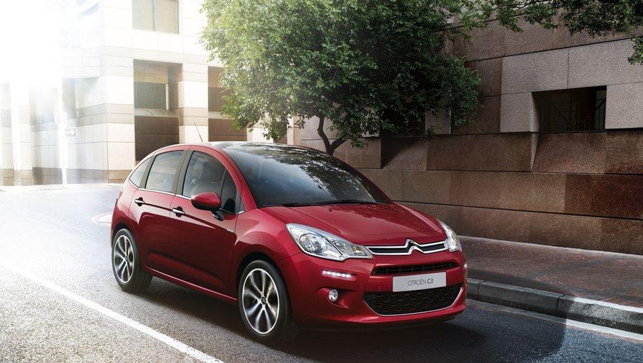 Salon de Genève 2013 : Citroën C3 restylée, minimum requis