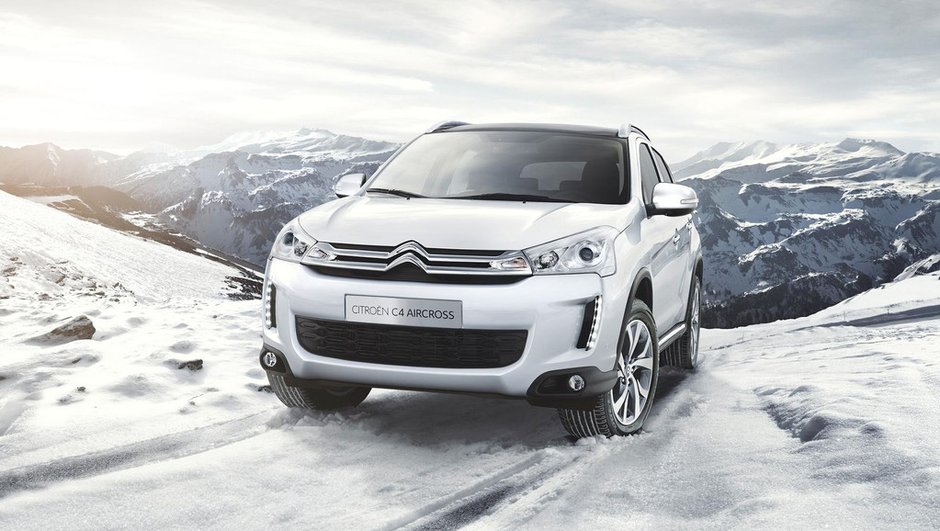 Salon de Genève 2012 : Citroën C4 Aircross, il arrive !