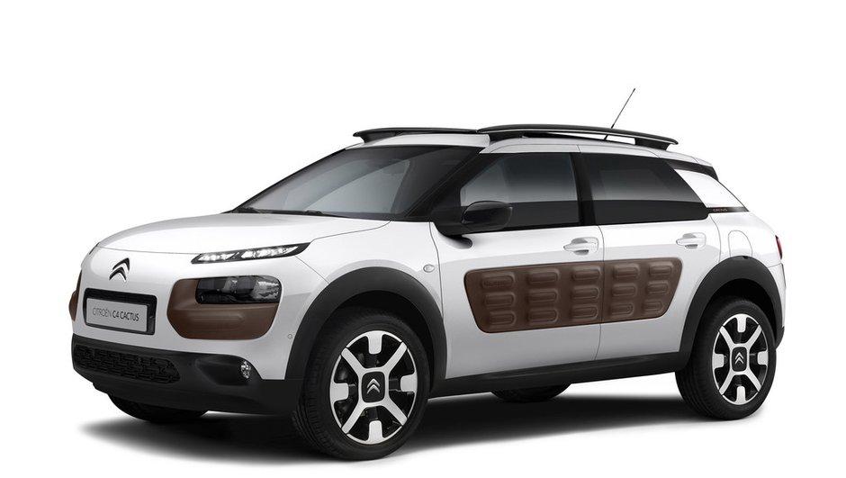 Nouvelle Citroën C4 Cactus 2014 : découvrez les premières photos officielles