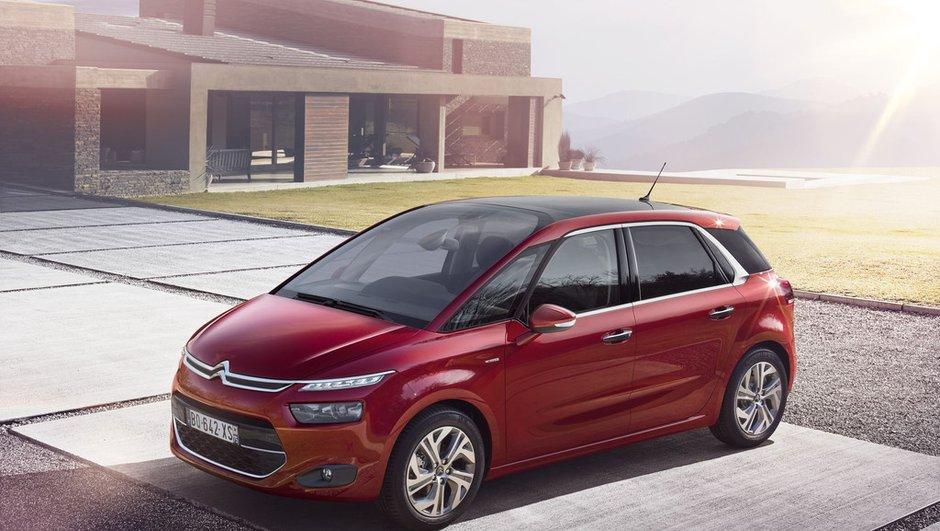 Citroën C4 Picasso 2013 : les moteurs à la loupe