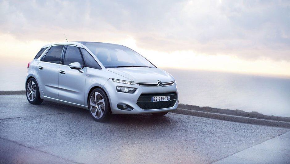 Nouveau Citroën C4 Picasso 2013 : le voici enfin !