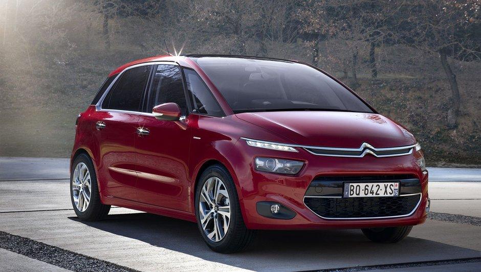 Citroën C4 Picasso 2013 : prix à partir de 23.050 euros