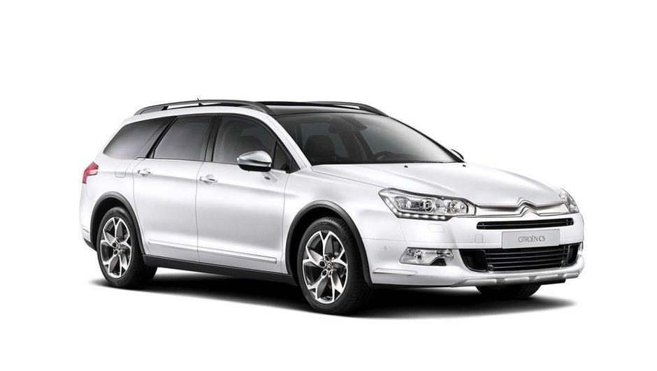 Citroën C5 2015 : plus que 2 moteurs diesel, avant la fin ?