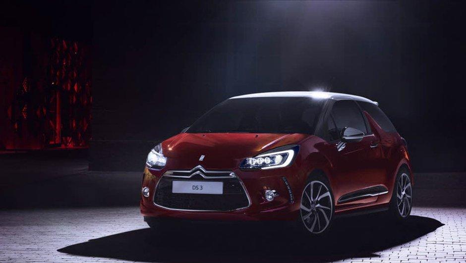 Citroën DS3 2014 : des prix à partir de 15.950 euros