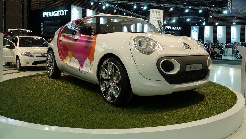 Citroën : nouvelle sous-marque au Mondial de l'Auto