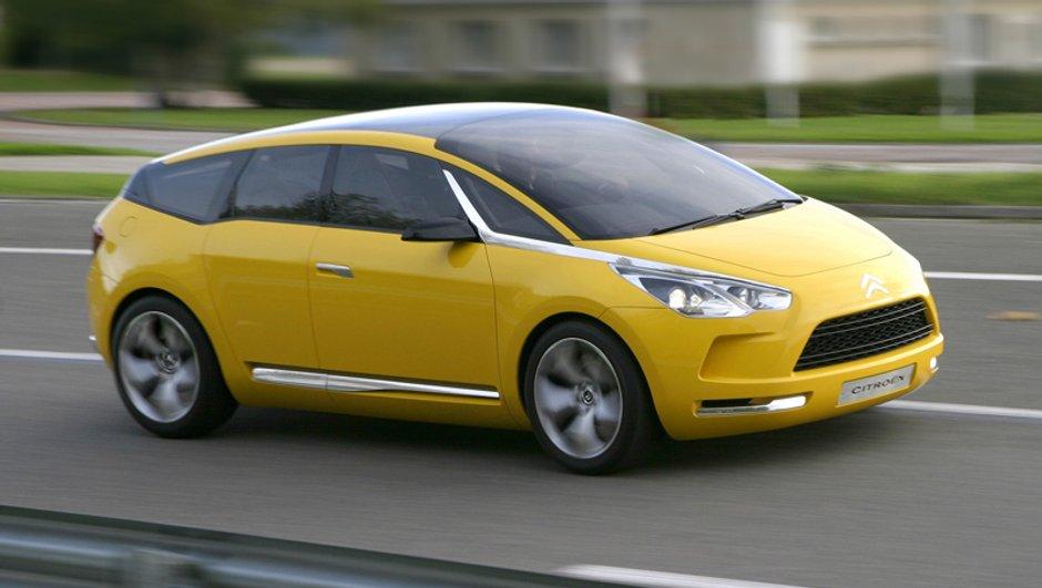 Citroën DS5 : concept au Mondial et premiers exemplaires en décembre !