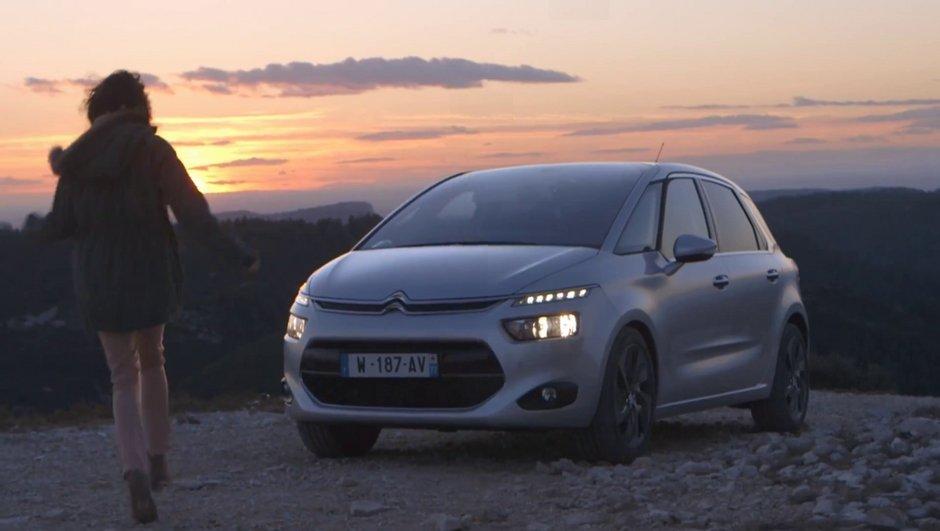 Citroën C4 Picasso 2013 : premières images officielles !
