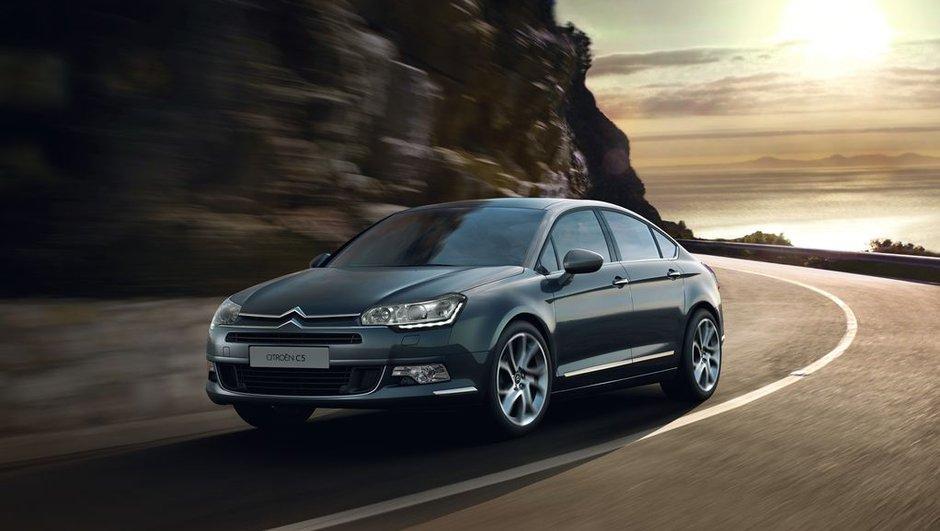 PSA Peugeot Citroën : La future C5 construite à Rennes