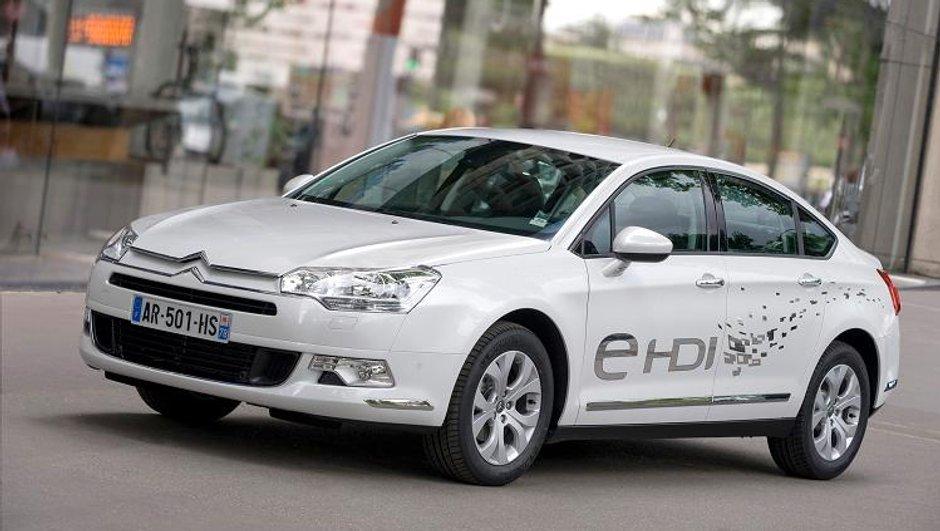 Peugeot-Citroën : le e-HDi débarque fin 2010