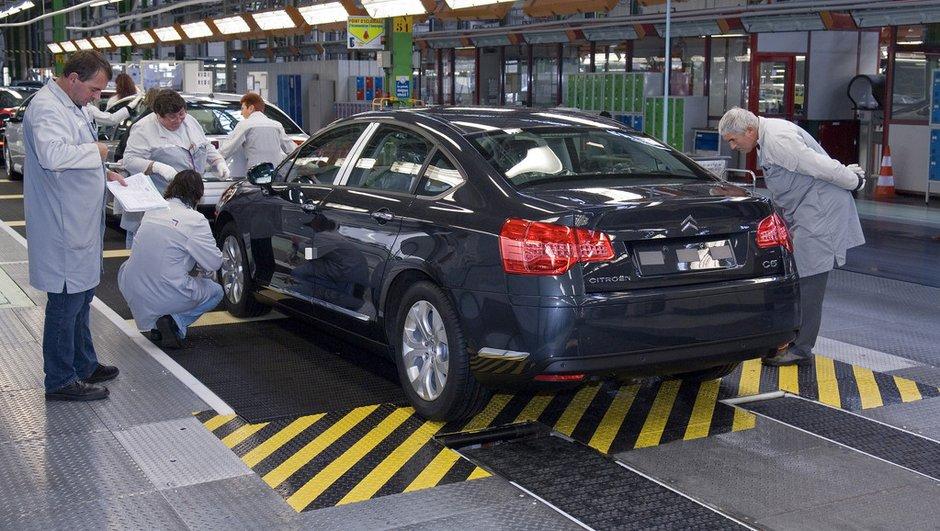 PSA : 8.000 emplois supprimés en France, Aulnay fermé