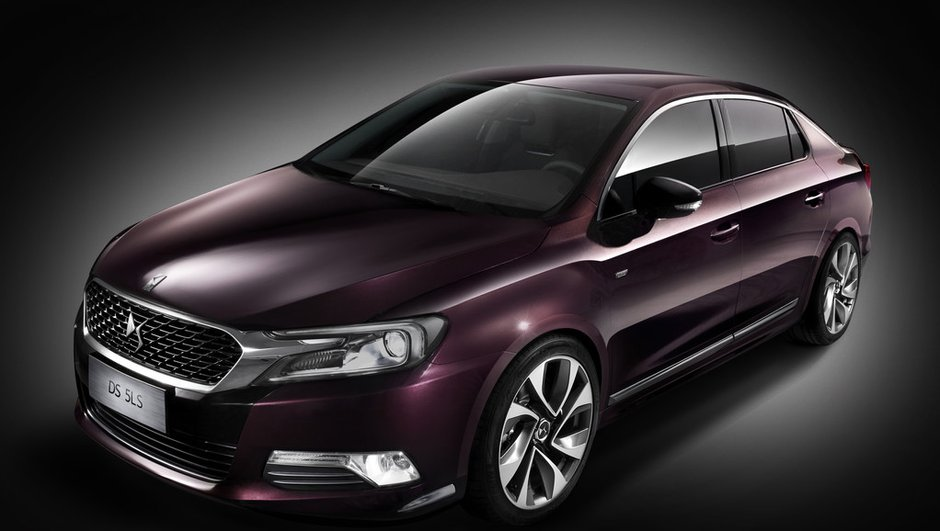Citroën lance officiellement la DS 5LS en Chine