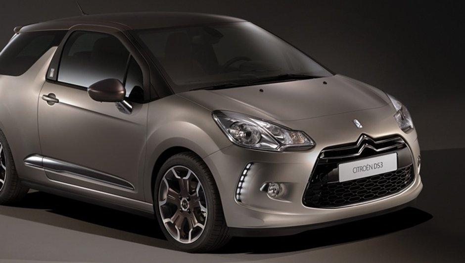 Citroën DS3 DS World Paris : une édition de luxe à seulement 15 exemplaires
