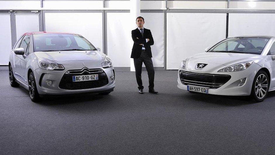 PSA Peugeot-Citroën : ventes en hausse au premier semestre 2010