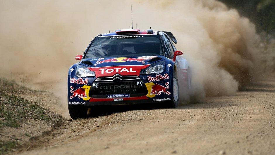 WRC : des qualifications à partir de 2012