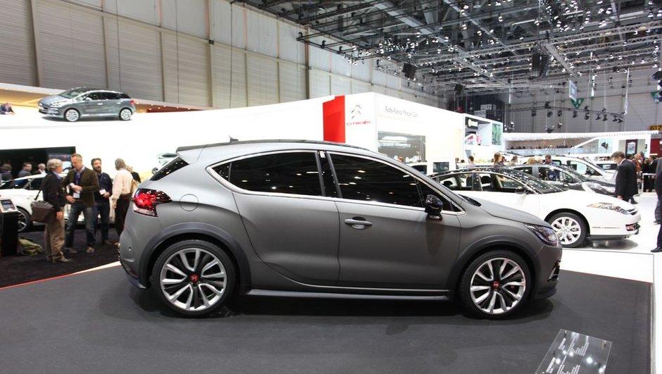 Une future Citroën DS pour concurrencer la Volkswagen Golf