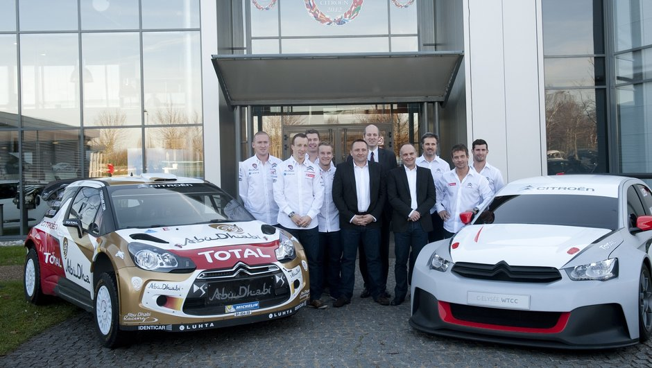 Citroën va devoir choisir entre le WRC et le WTCC