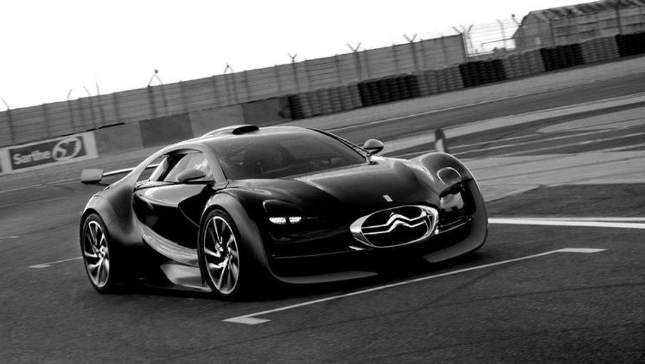 Citroën Survolt : floppée de photos au le Mans Classic 2010