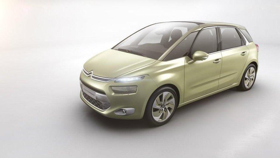 Citroën Technospace Concept 2013 : vision du futur C4 Picasso