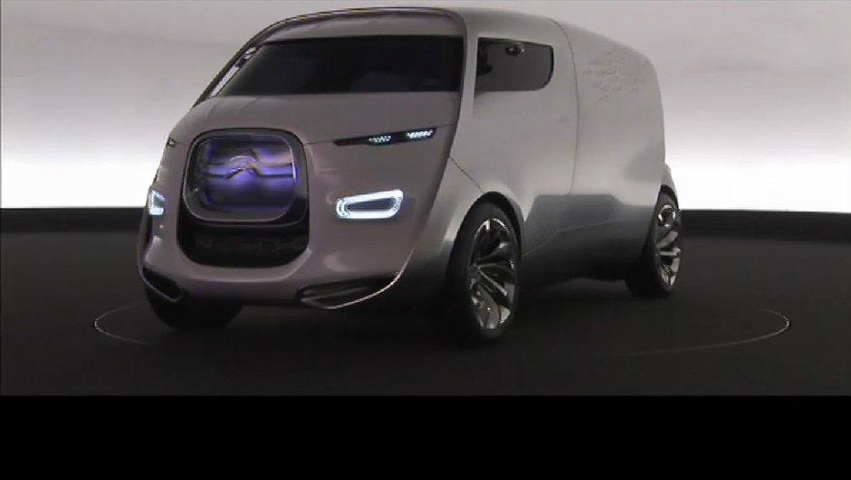 Citroën Tubik Concept : découverte, images exclu et toutes les photos