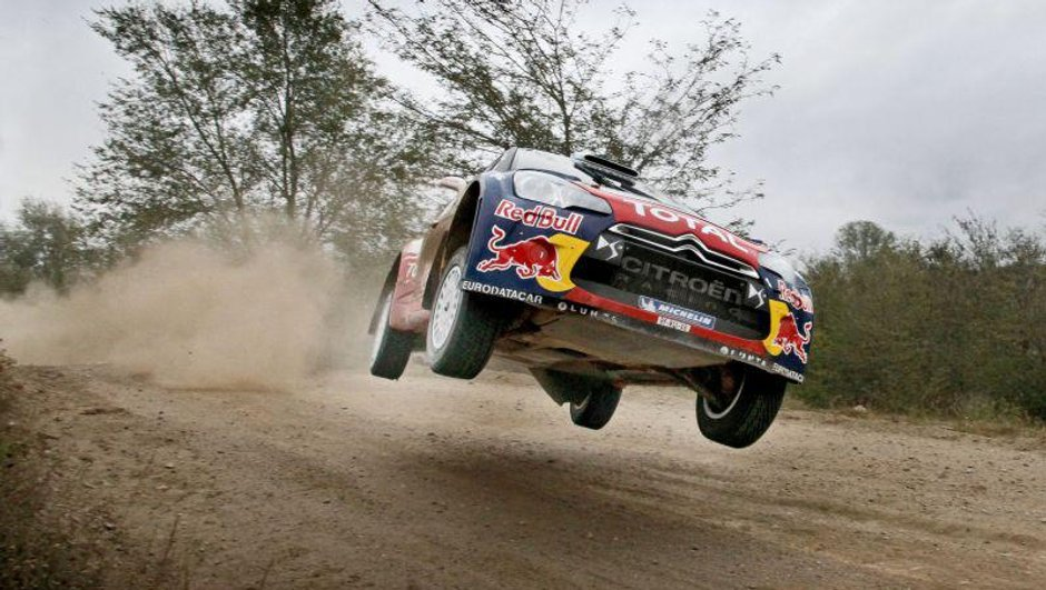 Rallye d'Argentine : 70ème victoire de Loeb en WRC !
