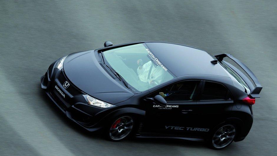 Honda Civic Type R : la compacte sportive presque dévoilée