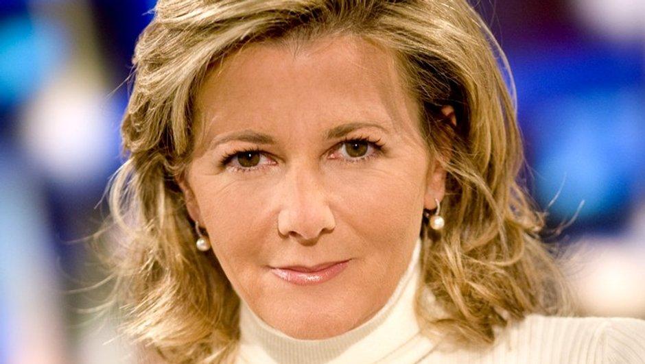 Claire Chazal élue personnalité féminine préférée des Français