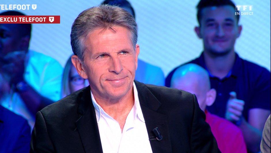 [Exclu Téléfoot] Claude Puel : « Ben Arfa, un joueur de match »