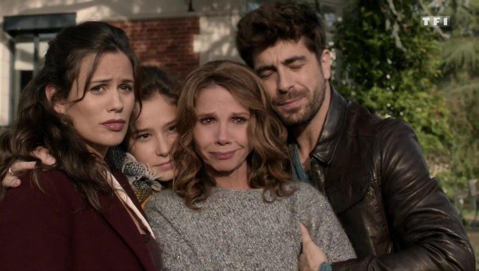 Victoria Abril annonce son départ : ses partenaires de la série lui adressent de tendres messages