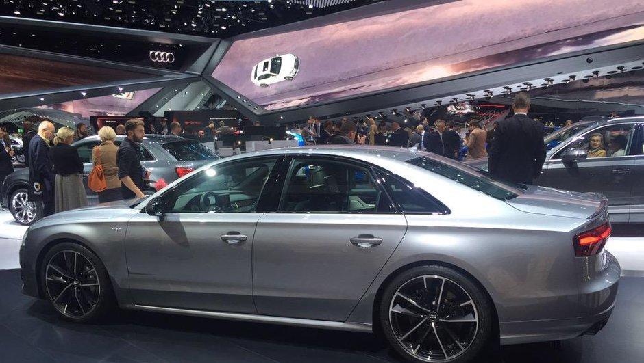 Salon de Francfort 2015: Audi S8 Plus, das super-berline