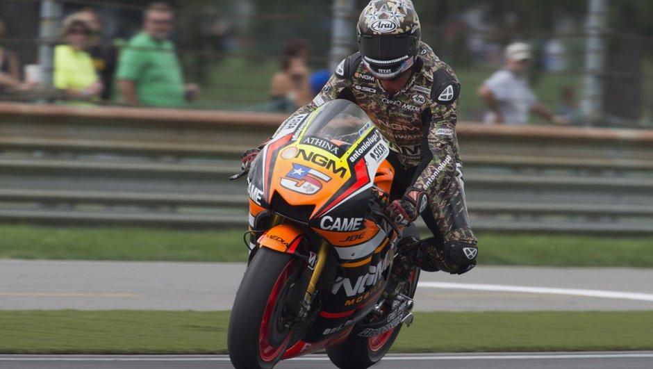 MotoGP 2014 : Colin Edwards se retire, Alex de Angelis le remplace