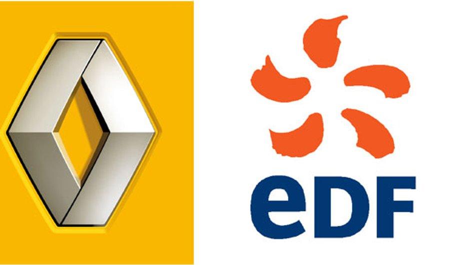 Renault-Nissan renforce à nouveau sa collaboration avec EDF