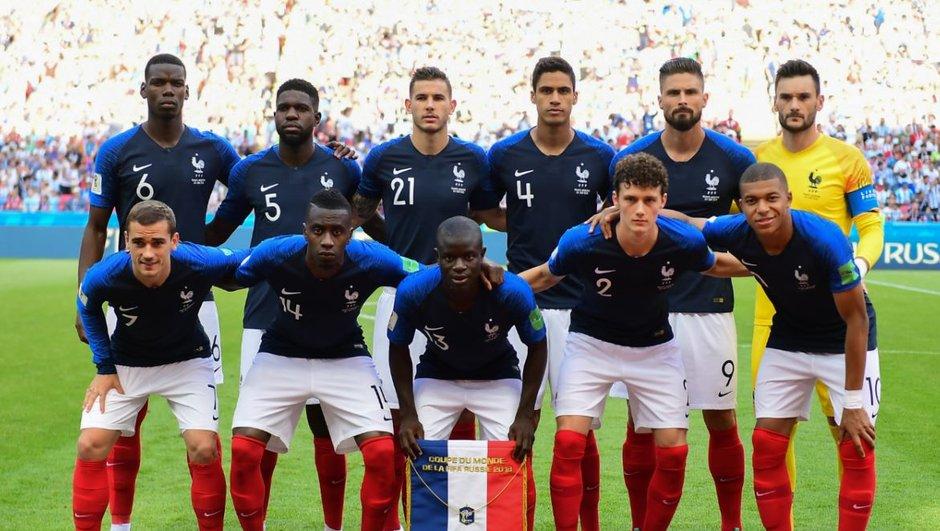 France-Belgique : quelle composition pour les Bleus ?