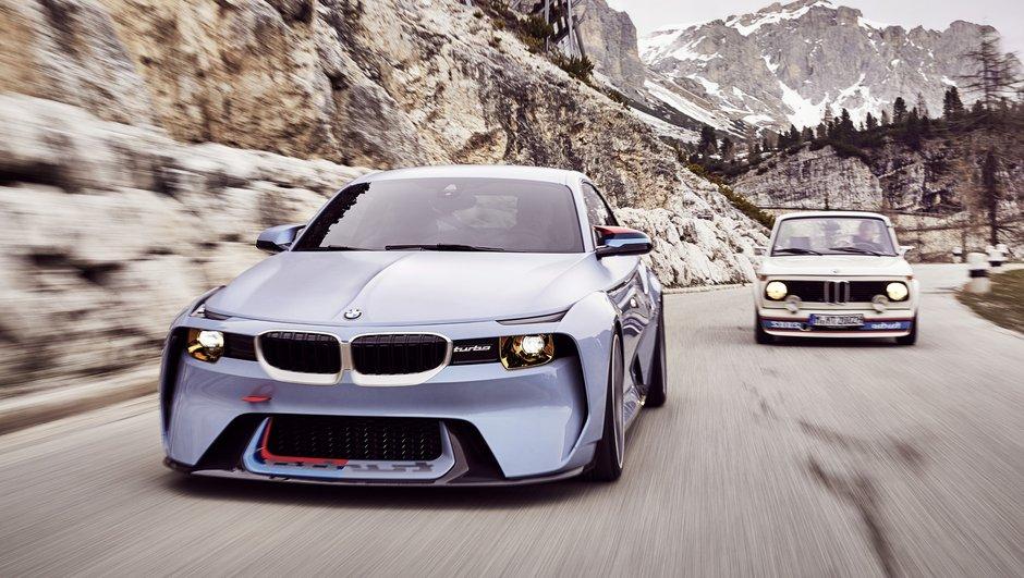 Pebble Beach 2016 : BMW présentera un nouveau concept-car