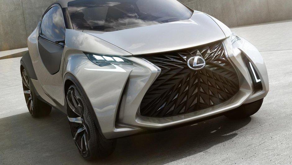 Salon de Genève 2015 : La Lexus LF-SA Concept en avance