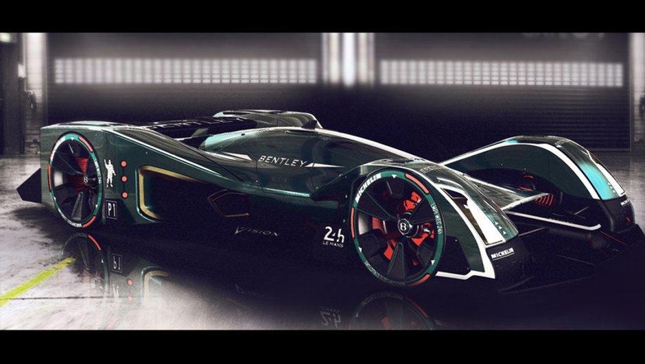 Concours Design Michelin : ils ont imaginé les 24 Heures du Mans 2030