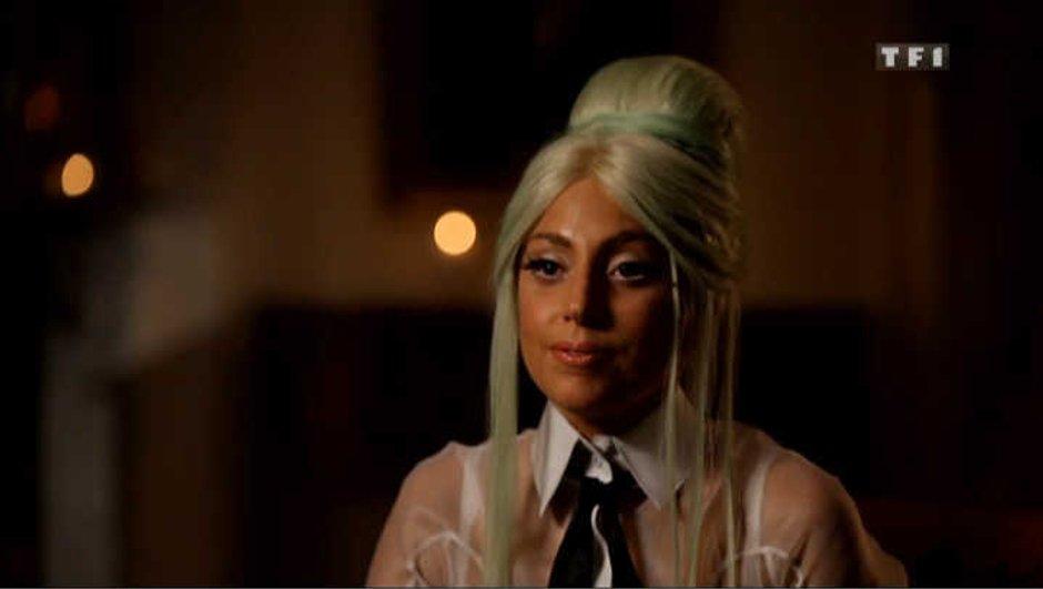 Lady Gaga à la Maison Blanche !