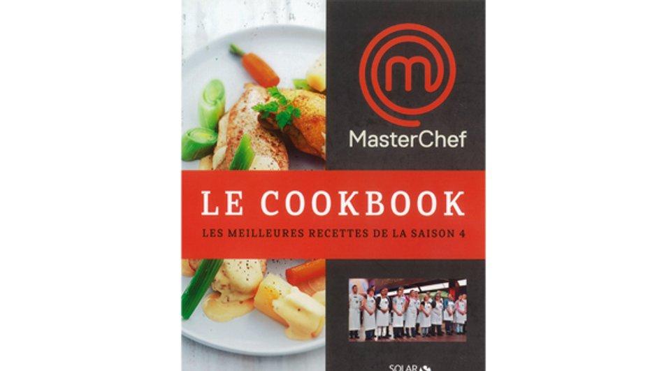 Avec le CookBook MasterChef 2013, découvrez les meilleures recettes de la saison 4 !