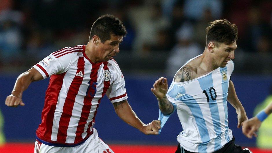 Copa América 2015 : L'Argentine accrochée pour ses débuts