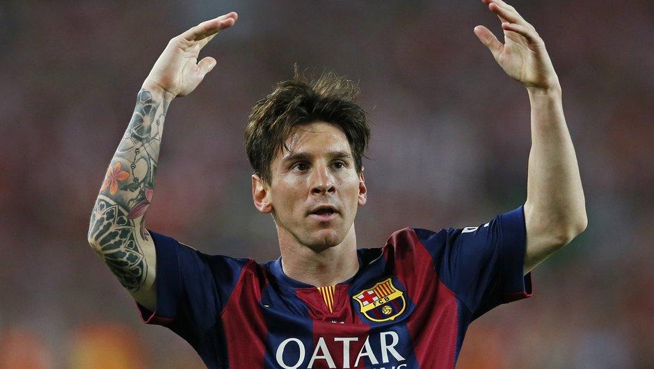 Lionel Messi, l'homme de tous les records