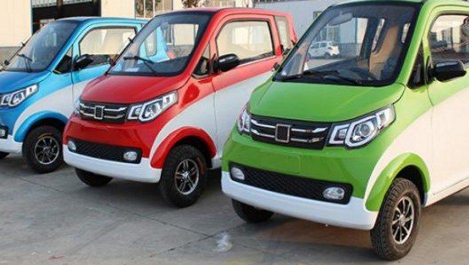 Un fabricant chinois copiant d'autres marques pris à son propre jeu par…  un autre fabricant chinois