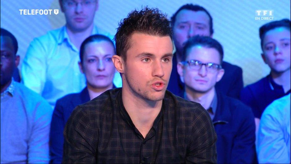 """[Exclu Téléfoot 8/01] - Corchia : """"J'ai toujours suivi les résultats du PSG"""""""