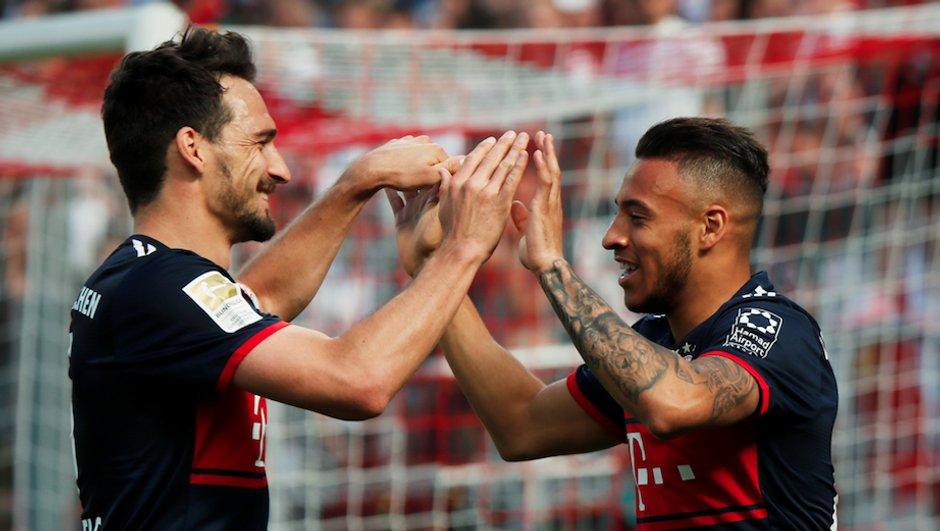 Le Bayern renversant, Schalke en C1, Hambourg presque relégué
