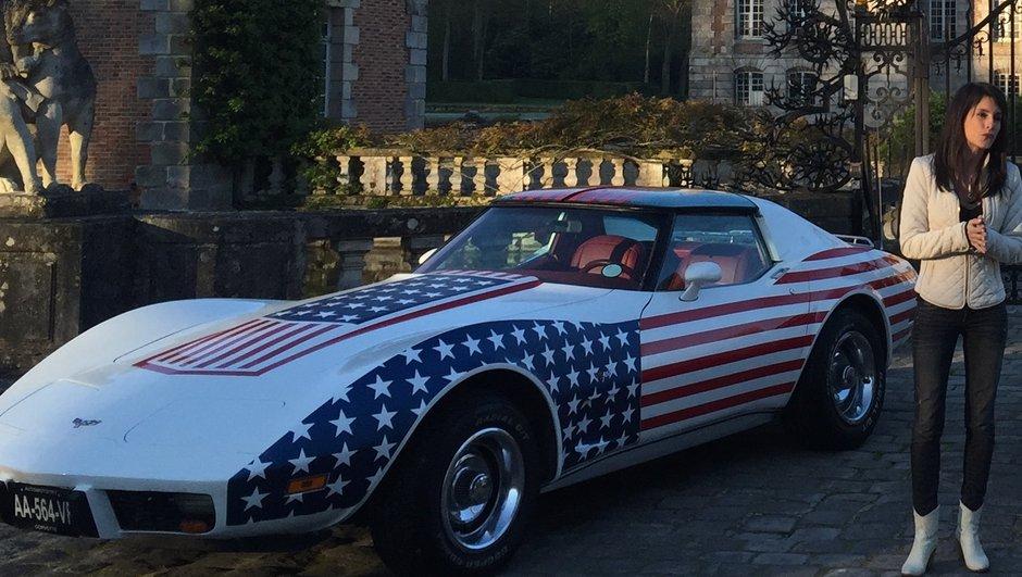 Jeu Concours Automoto Avez Vous Gagné La Magnifique Corvette