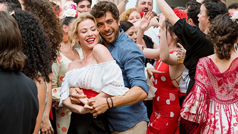 Coup de foudre en Andalousie - Quand Maud Baecker rencontre Agustin Galiana, le 14 octobre sur TF1