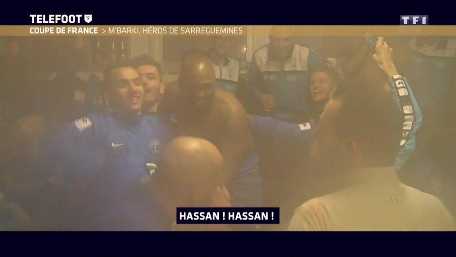 """[Exclu Téléfoot 8/01] - Coupe de France : Avranches, Sarreguemines, les Herbiers, les """"petits"""" continuent de rêver"""