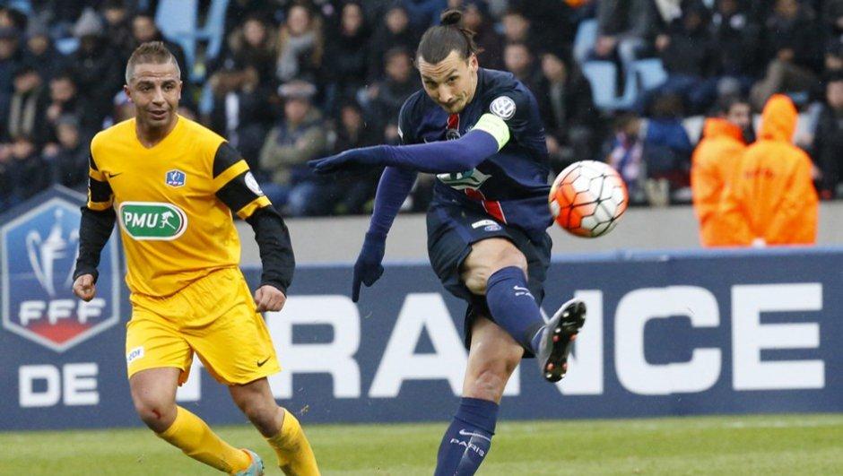 Ligue 1 : Ibra régale, Monaco assure