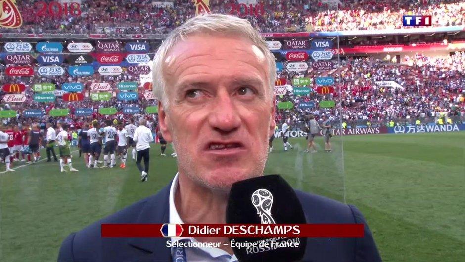"""Didier Deschamps : """"On peut faire mieux mais l'objectif est atteint"""""""