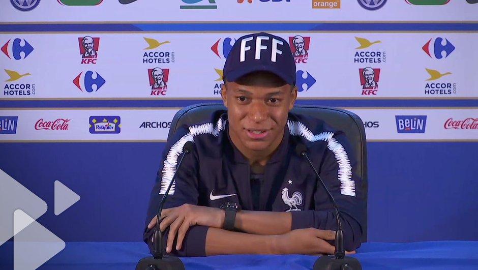 France-Australie : Mbappé, plus jeune Français à débuter un Mondial
