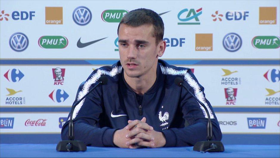 """Comment sera le match Uruguay-France ? """"Chiant"""", d'après Griezmann"""