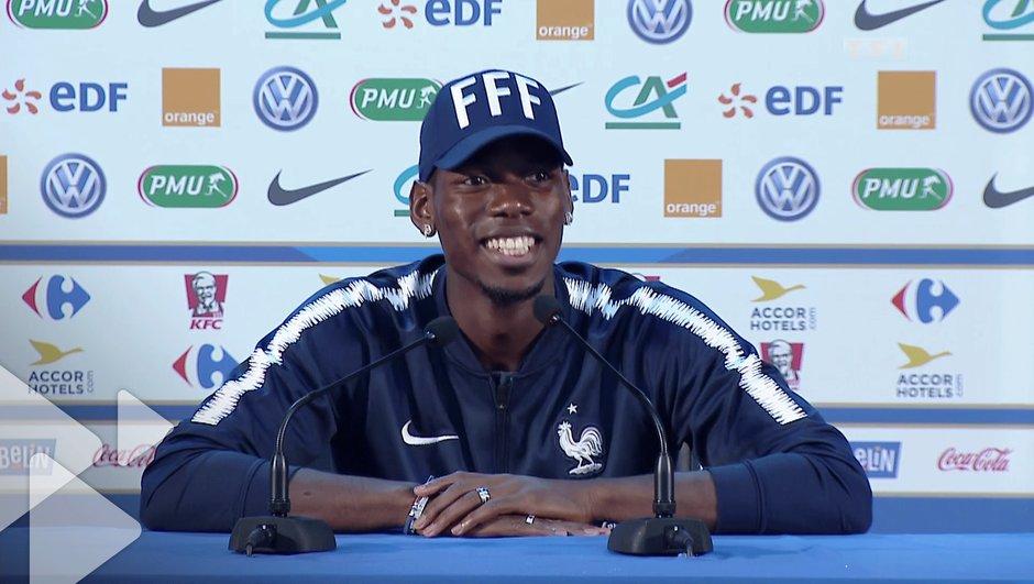 Le dernier Mondial de Paul Pogba, vraiment ? Didier Deschamps a sa petite idée...